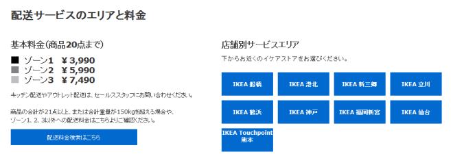 IKEA_配送料